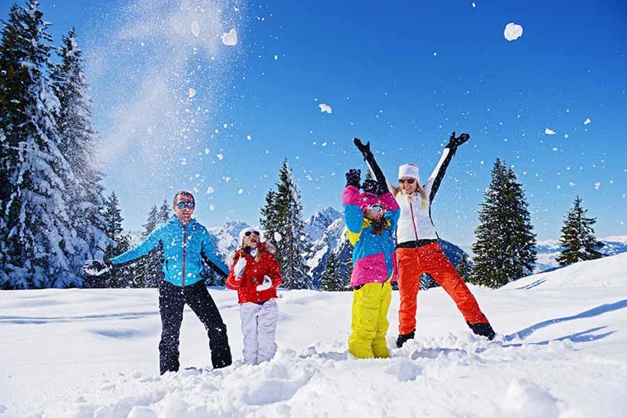 Snow Space St. Johann